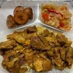 curry goat jamaican caribbean food