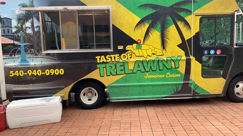 kamican food in DMV with Taste of Trelawny