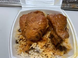 brown stew chicken fredericksburg virginia