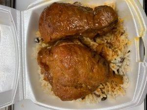brown stew chicken 100 randolph road